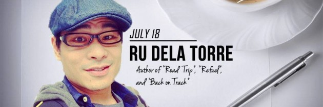 "Episode 103: Pastor Ru ""Mr Roadtrip"" dela Torre"